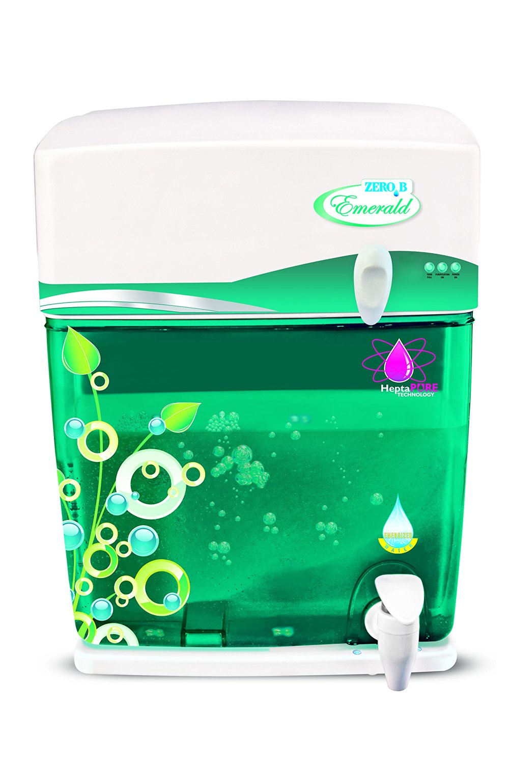 https://waterpurifiertips.com/wp-content/uploads/2016/11/Zero-B-Emerald-RO-Water-Purifier-White-and-Green.jpg