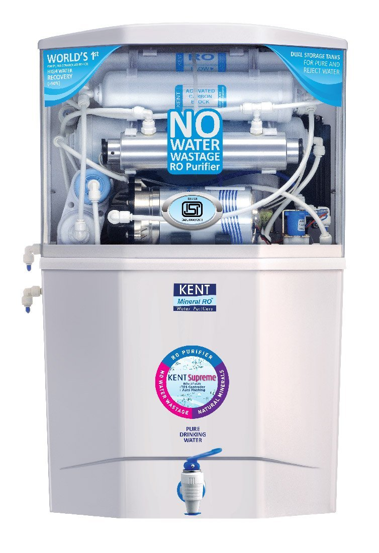 how to clean water purifier